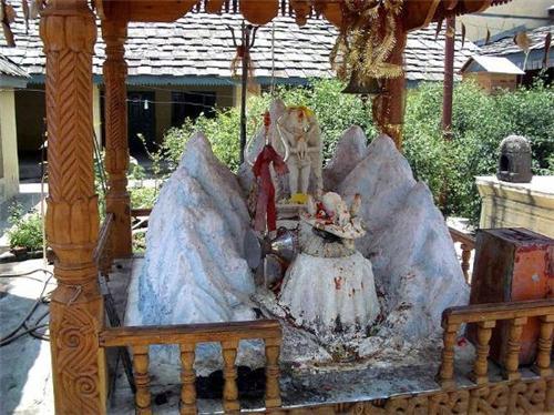 Vajra Bhairav Shrine