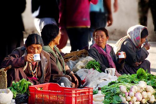People of Leh