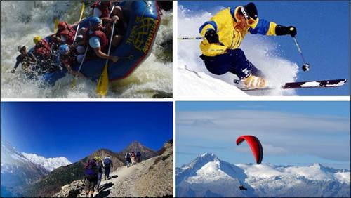 Adventure Sports in Leh