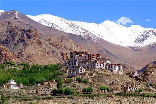 Alchi Monastery in Leh