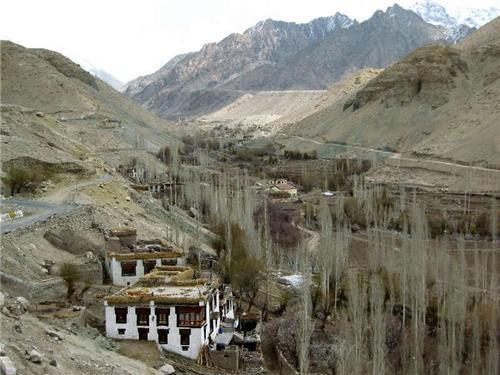 Alchi Village