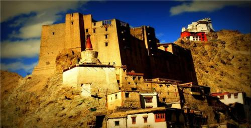 Monuments in Leh