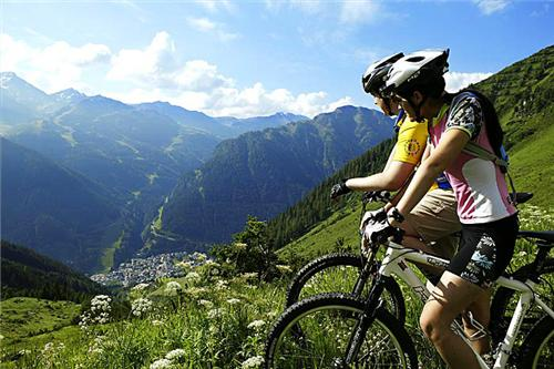 About Mountain Cycling