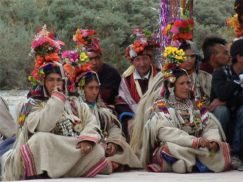 Culture of Dha Village in Leh