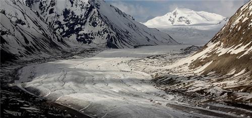 About Drang Drung Glacier