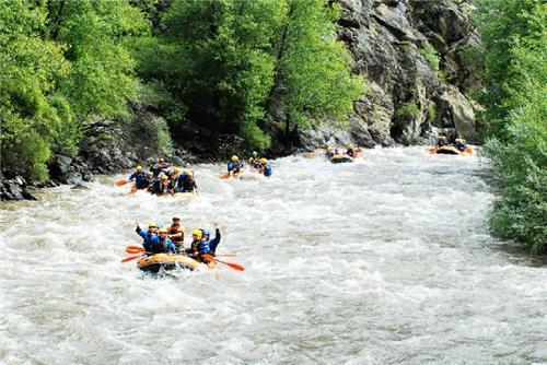 Adventure activities in Leh