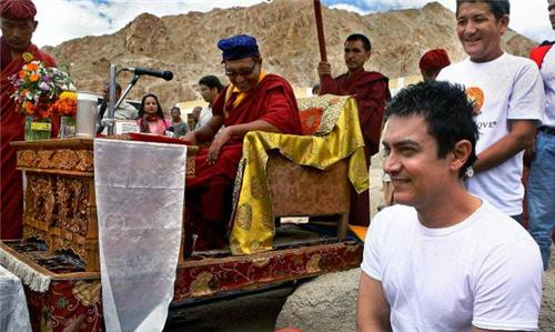 Film Shootings in Leh Ladakh