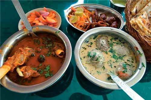 Local Delicacies in Leh