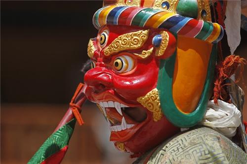 About the Hemis Festival