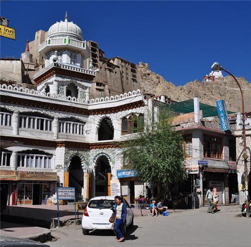 About Jama Masjid in Leh