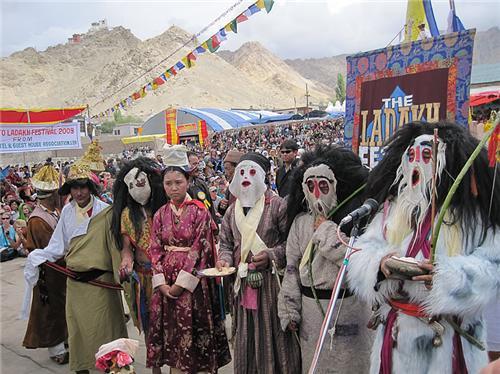 lLadakh Festival