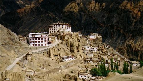 Leh to Lamayuru Monastery