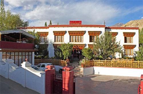 Hotels in Leh