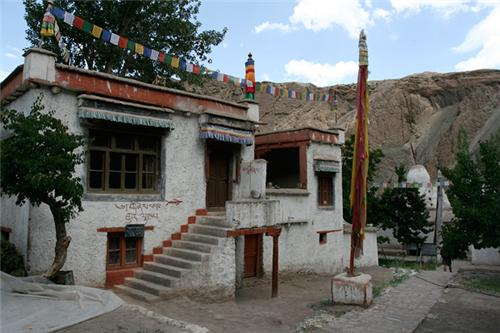 Manjushri Temple