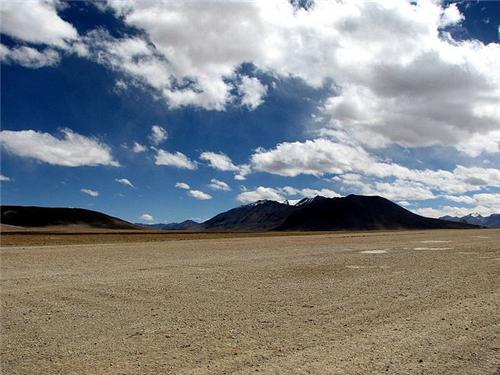 Moore Plain in Leh