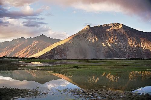 The Valley in Nubra