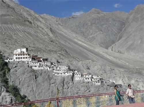 Villages in Nubra Valley