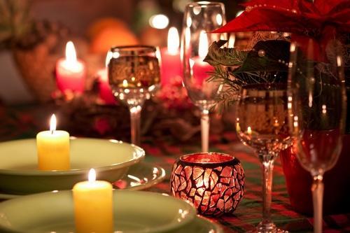 Romantic Candle Light Dinner in Leh