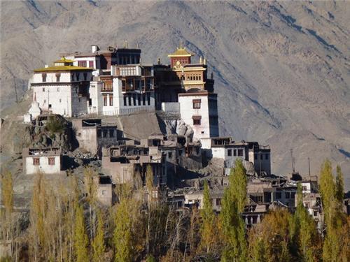 Serzang Temple in Leh