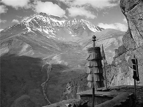 History of Shey Monastery