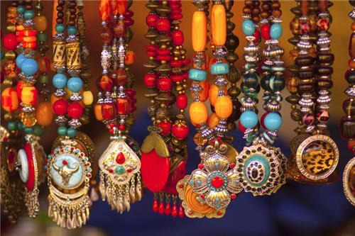 Jewelry Shopping in Leh