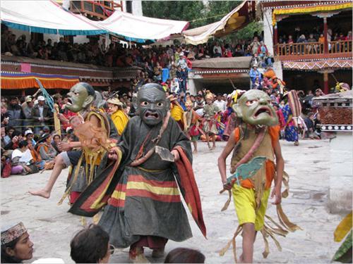 Opening Ceremony of Sindhu Darshan Festival in Leh