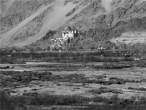 History of Spituk Monastery