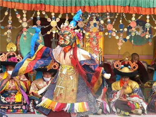 Th Spituk Festival