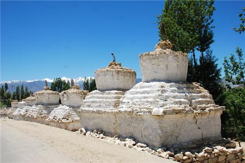 Around the Sankar Monastery