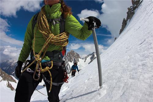 Mountaineering in Leh