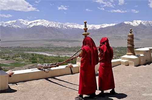 Tourist Places in Leh