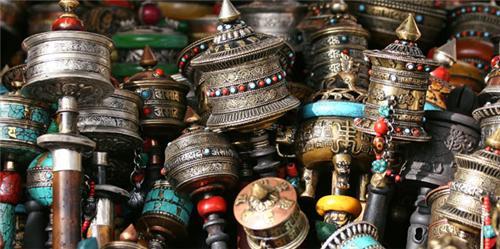 shopping in Leh