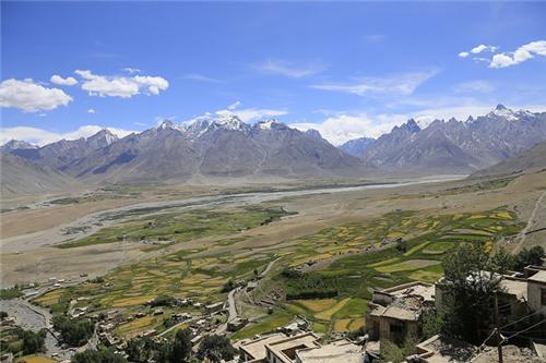 Attractions of Zanskar Valley in Leh