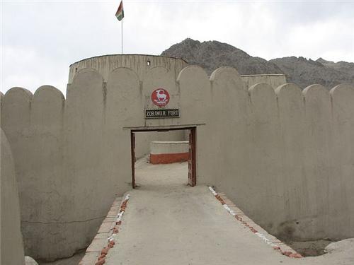 Raisi Fort in Leh
