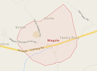 Geography of Magam