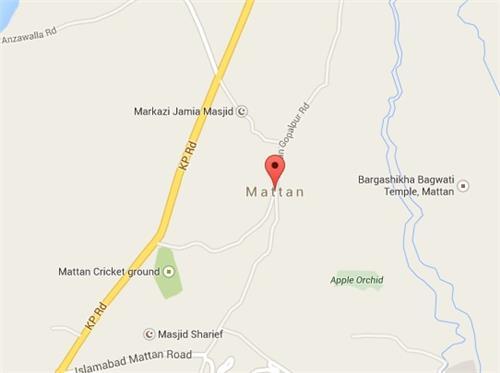 Geography of Mattan