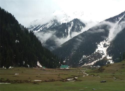Aru Valley Pahalgam