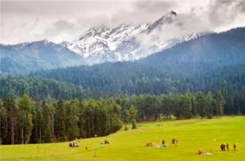 Baisaran Valley Pahalgam