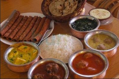 Pahalgam Food