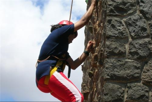 Pahalgam Rock Climbing