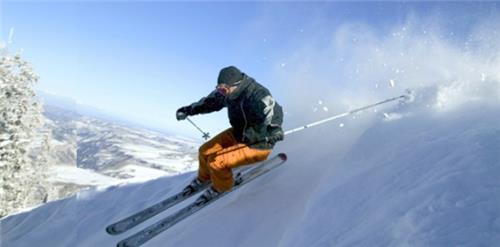 Pahalgam Skiing