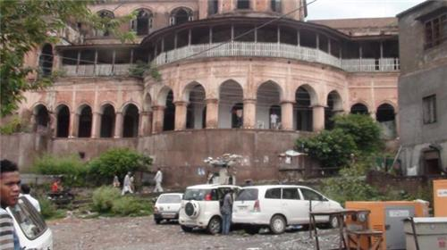 Poonch Fort Now