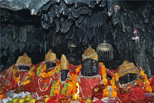 Pingla Mata temple in Ramnagar
