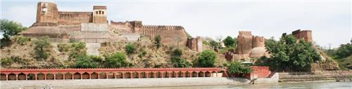 Bhimgarh Fort in Reasi