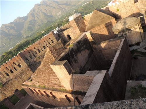 History of Bhimgarh Fort