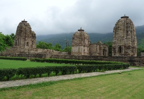 Historical Temple of Krimchi in Udhampur