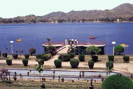 Beautiful Location of Mansar Lake in Udhampur