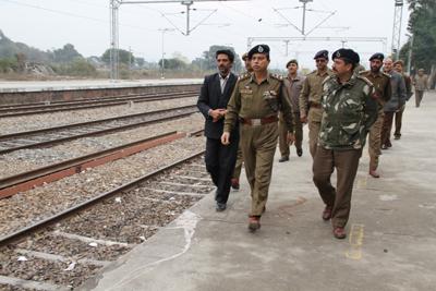 Police in Vijaypur