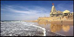 Beach in Somnath