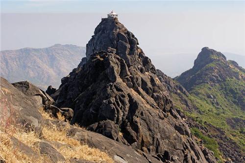 Mount Girnar in Junagadh
